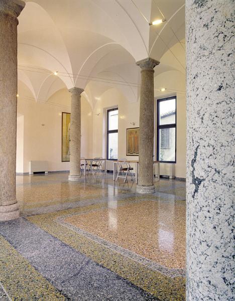 Terrazzo alla veneziana o battuto alla veneziana sirtec - Marmo veneziano ...